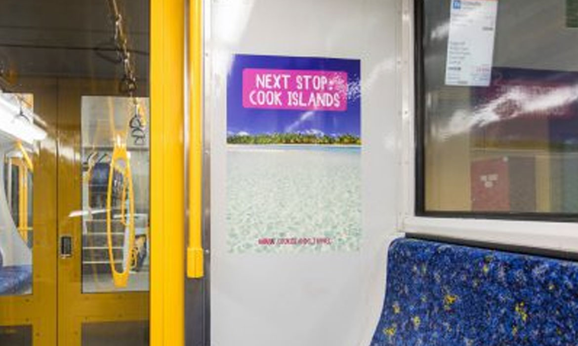 Train Advertising